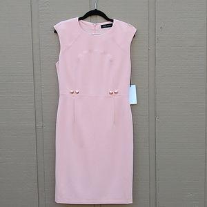 Ivanka Trump Pale Pink Dress